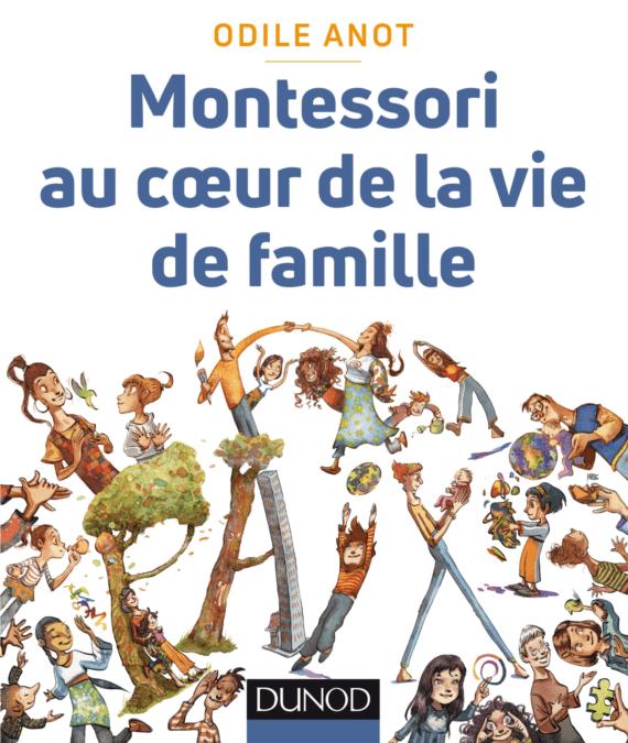 Rencontre avec l'auteure du livre «Montessori au cœur de la vie de famille»