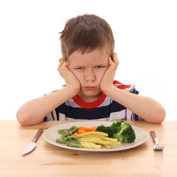 Conférence «Comment faire aimer les légumes aux enfants?»