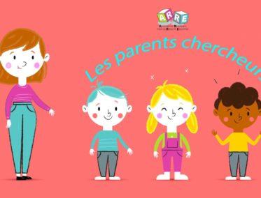 Logo Parents Chercheurs