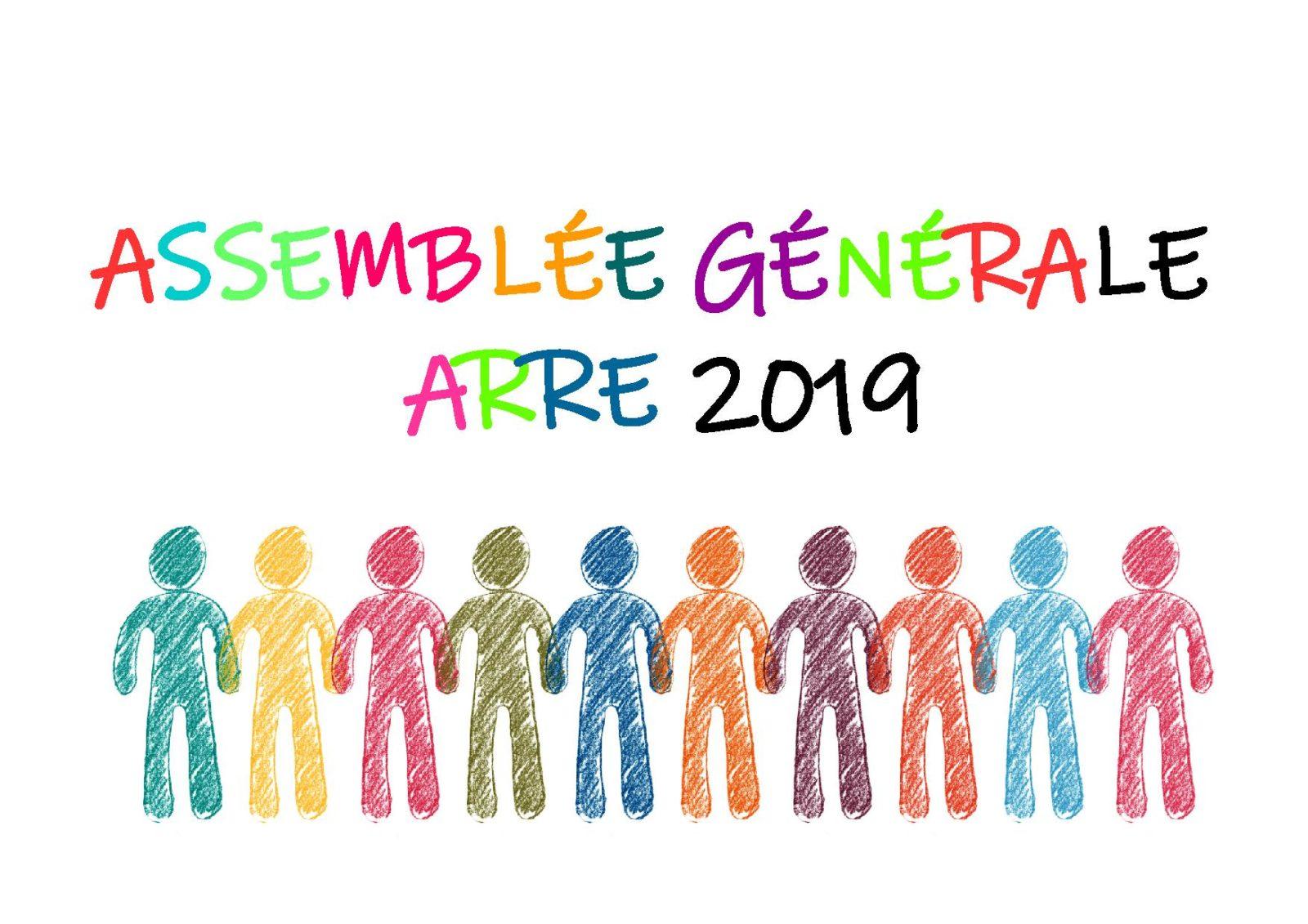Assemblée générale 2019!