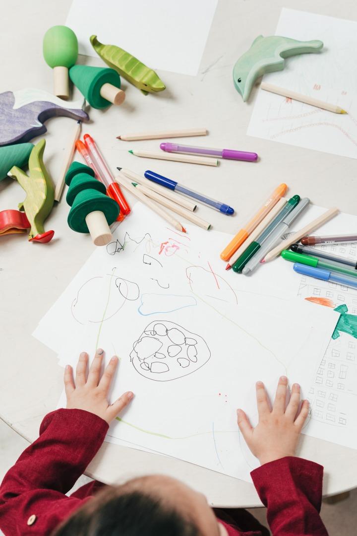 Formation : Préparer l'entrée à l'école maternelle