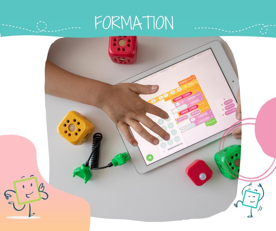 Formation | Animer des actions numériques en direction des familles