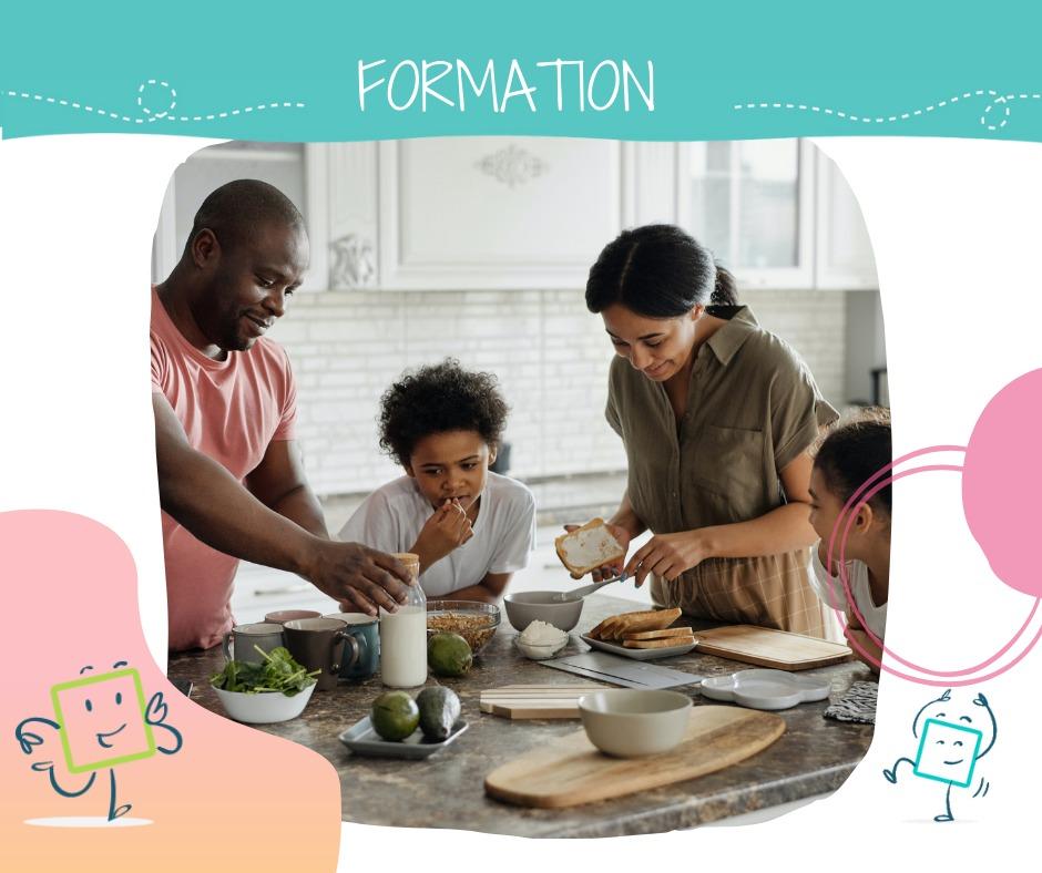 Formation | La place de l'alimentation dans les projets éducatifs