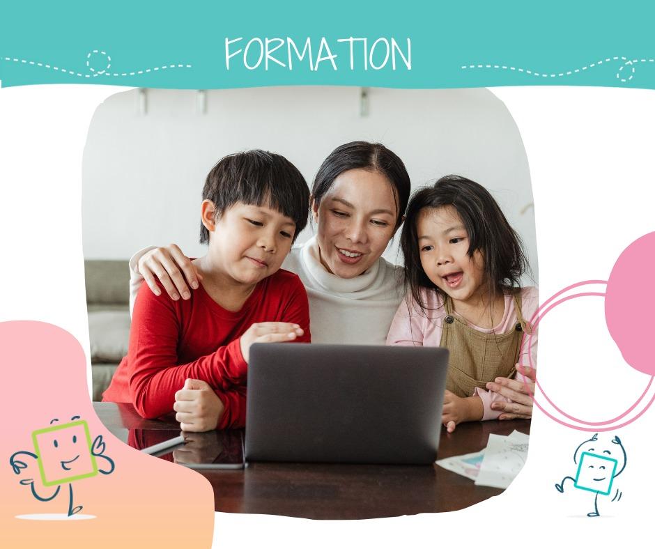 Formation | Développer le numérique dans l'accompagnement à la scolarité