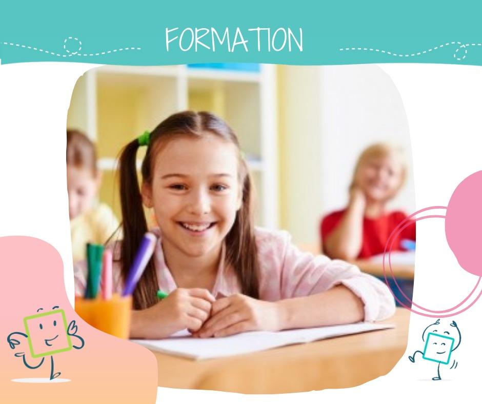 Formation | Les enjeux de l'accompagnement à la scolarité
